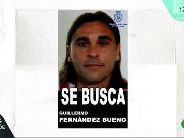 Guillermo Fernández Bueno, el preso huido de El Dueso