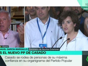 Entrevista a Margallo en MVT