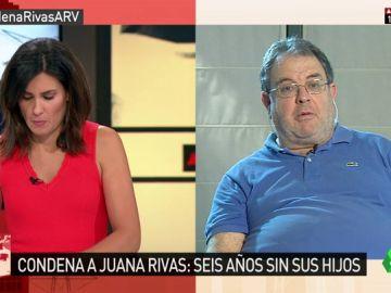 José Estanislao López, abogado de Juana Rivas