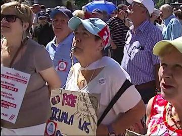 Los pensionistas pueden comprobar la subida de sus pensiones