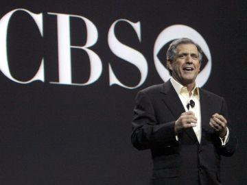 El director ejecutivo de CBS, Leslie Moonves