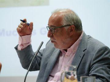 Imagen de archivo del director de la DGT, Pere Navarro