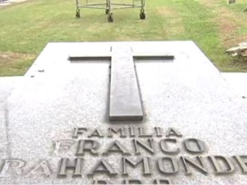 Nicho de la familia Franco en Ferrol