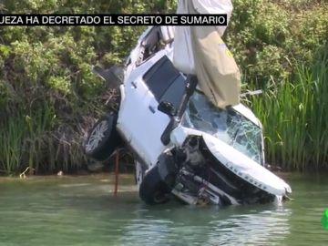 Recuperan el cuerpo sin vida de la mujer que cayó al embalse de Alarcón dentro de un vehículo