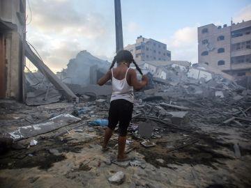 Las consecuencias del conflicto en la franja de Gaza
