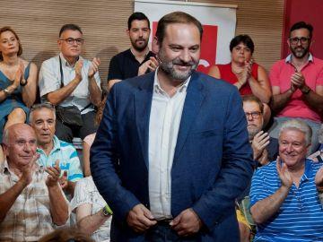 El secretario de organización del PSOE y ministro de Fomento, José Luís Ábalos