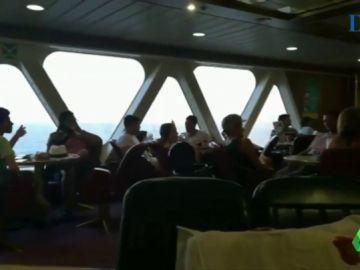 Balearia va a devolver el precio del billete a los pasajeros