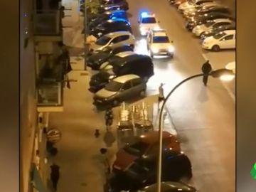 Detenido tras propinar varios golpes a una mujer en una calle de San Fernando de Henares
