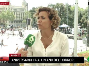 """Dolors Montserrat: """"La unidad es la mejor respuesta a la lucha contra el terrorismo"""""""
