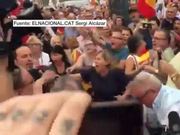TV3 y Telemadrid condenan la agresión al cámara en un comunicado conjunto