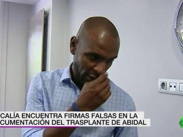 La fiscalía del 'Caso Abidal' descubre firmas falsas en la documentación del transplante