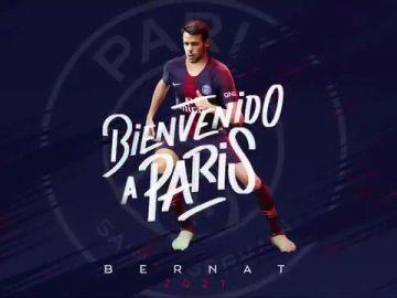Juan Bernat, nuevo jugador del PSG