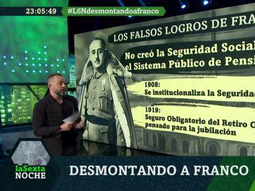 Demostando los mitos de Franco