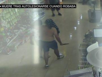 borrador Un atraco en Torres de la Alameda termina con el ladrón muerto por autolesionarse