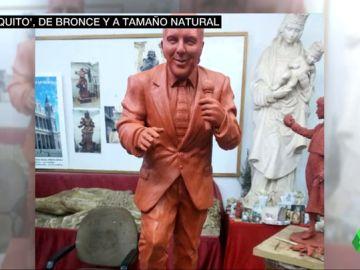 España no quiere olvidar a Chiquito: piden ayuda para hacerle una estatua a tamaño natural de bronce