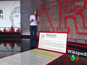 Al Rojo Vivo bucea en el trabajo de Montón: textos idénticos a los de revistas, tesis doctorales y la Wikipedia