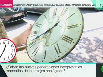 Comprobado: no sabemos leer la hora en relojes analógicos y este es el vídeo que lo demuestra