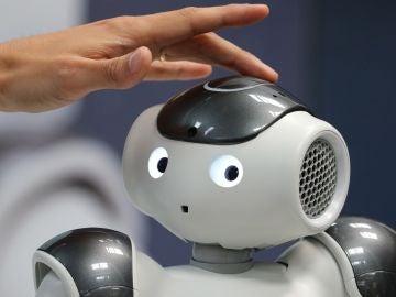 Imagen de archivo del robot 'NAO'