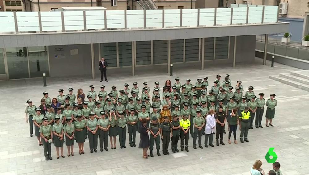 El reto de la igualdad en la Guardia Civil en los 30 años de la mujer en el cuerpo