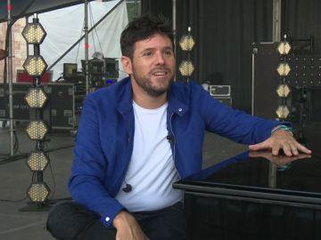 El cantante Pablo López
