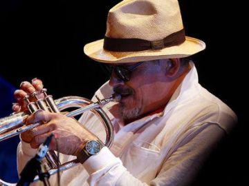 El trompetista y percusionista neoyorquino Jerry González