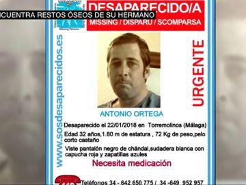 Localizaron sus restos y los llevaron a la comisaría: la familia de Antonio denuncia la pasividad de las fuerzas de seguridad ante su desaparición