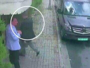 Un reloj inteligente habría grabado el asesinato del periodista Jamal Khashoggi en el consulado de Arabia Saudí en Estambul
