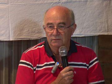 Josep Pàmies durante su conferencia