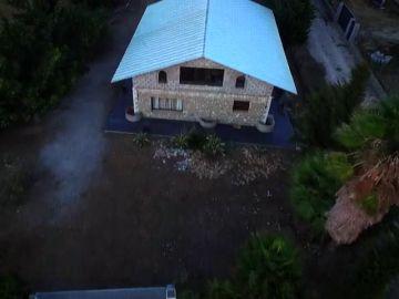 Una vivienda en Chiclana rodeada por 3.000 metros de parcela: el lugar en el que podría haber alguna pista del desaparecido Dionisio Ramos