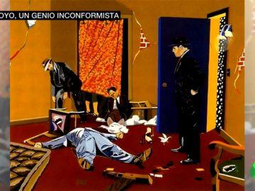 Guerrero, satírico y divertido: vida y obra de Eduardo Arroyo, una de las mentes más críticas con España y su tiempo