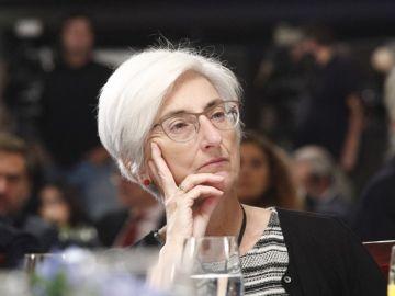 María José Segarra, la fiscal general del Estado