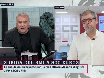 Unai Sordo, secretario general de CCOO