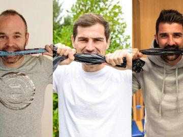#YoElijoPlaneta: la campaña a la que se suman Casillas, Iniesta o Villa