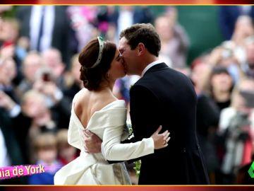 La boda de Eugenia de York