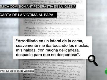 Estas son las tres polémicas de la comisión antipederastia de la iglesia que indignan a las víctimas de La Bañeza