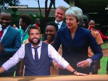 """La noche loca de Merkel, Macron y Charles Michel: """"Me parece mal que no avisaran a Theresa May, a mí me gustaría que estuviese en mi equipo"""""""