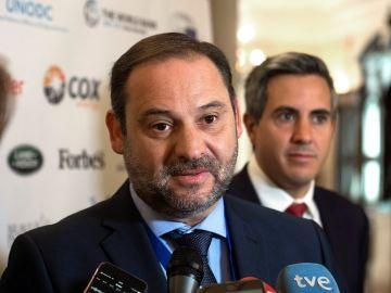El ministro de Fomento, José Luis Ábalos