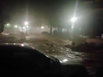 El municipio malagueño de Campillos pide colaboración a quienes tengan tractores para que ayuden en las incidencias provocadas por las fuertes lluvias