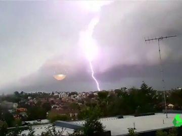 Tormenta eléctrica en Australia