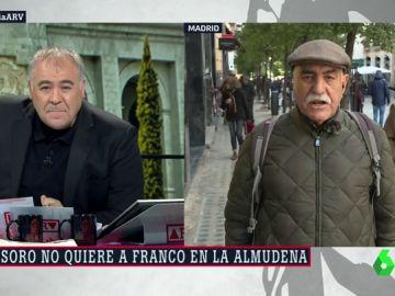 Julián Rebollo, plataforma contra la impunidad del franquismo