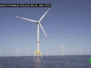 Así es el parque eólico de Wikinger: uno de los tres parques que Iberdrola construirá en el Báltico