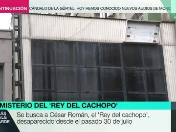 La Policía vincula al 'rey del cachopo' con la aparición de un torso ardiendo una nave en el distrito madrileño de Usera
