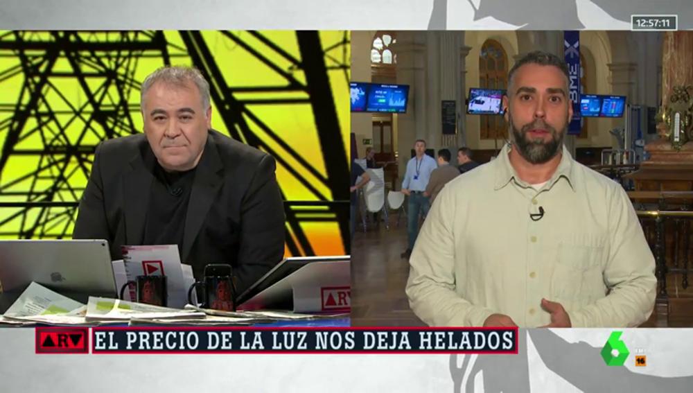 Rubén Sánchez en Al Rojo Vivo