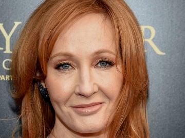 J.K. Rowling, autora de 'Harry Potter' y 'Animales Fantásticos'