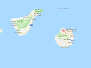 Tenerife y Gran Canaria