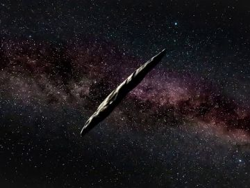 Oumuamua, el misterioso asteroide que se acerca a la Tierra