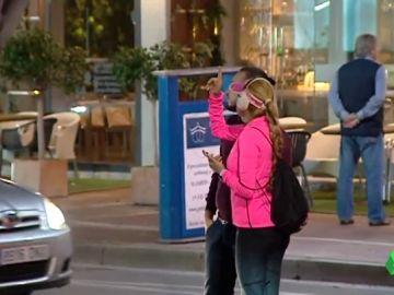 La seguridad del centro comercial de Marbella en el que quedaron dos adolescentes para suicidarse logró salvar a uno de ellos gracias a su anuncio en redes sociales