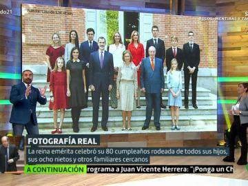Imagen de la Familia Real