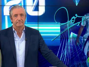 """Josep Pedrerol: """"Después de escuchar a Asensio ayer, nos deja muchas dudas para ser una estrella"""""""