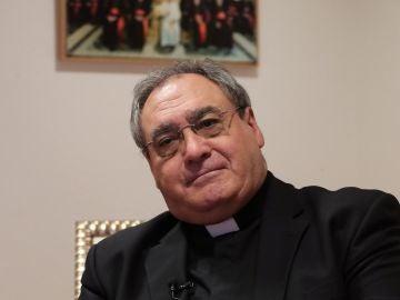 El nuevo secretario general saliente de la Conferencia Episcopal Española (CEE), Jose María Gil Tamayo